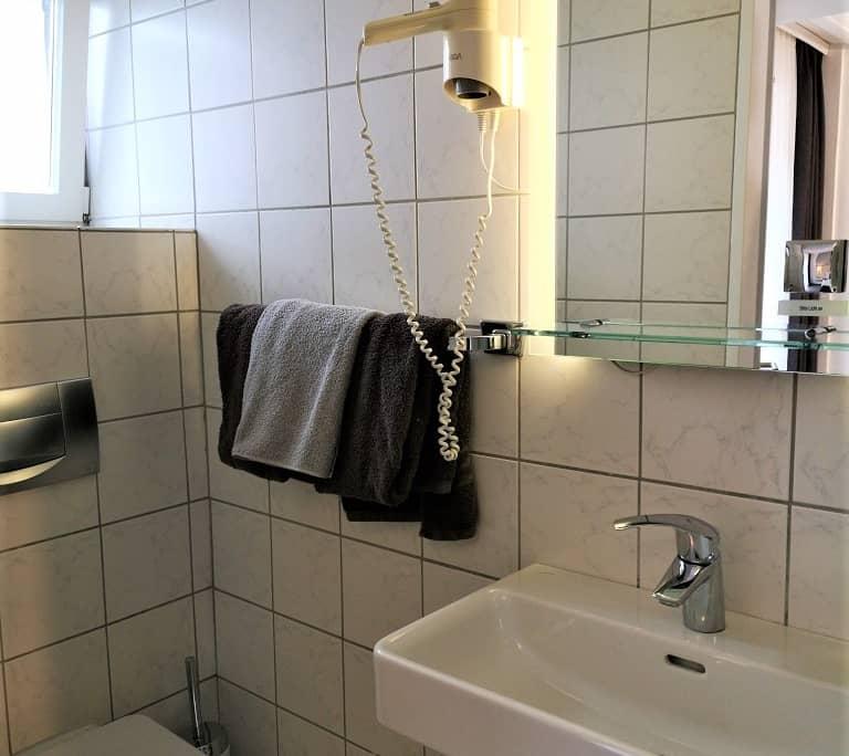 Bad Hotelzimmer Klassik